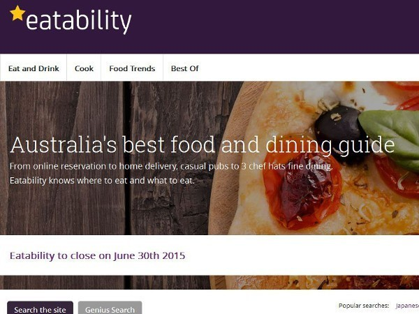 Restaurant review platform Eatability to close next month