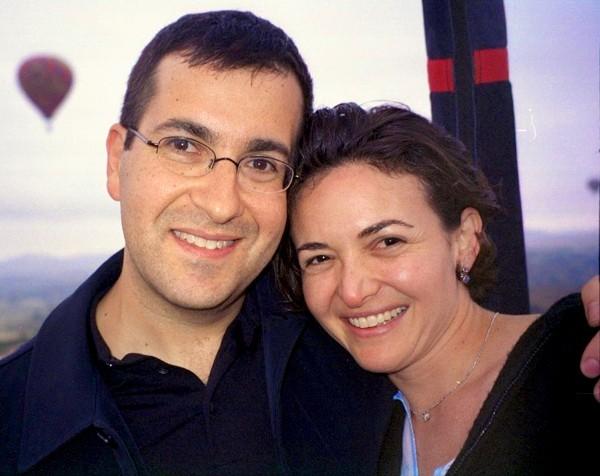 Sheryl Sandberg's beautiful tribute to her husband David Goldberg