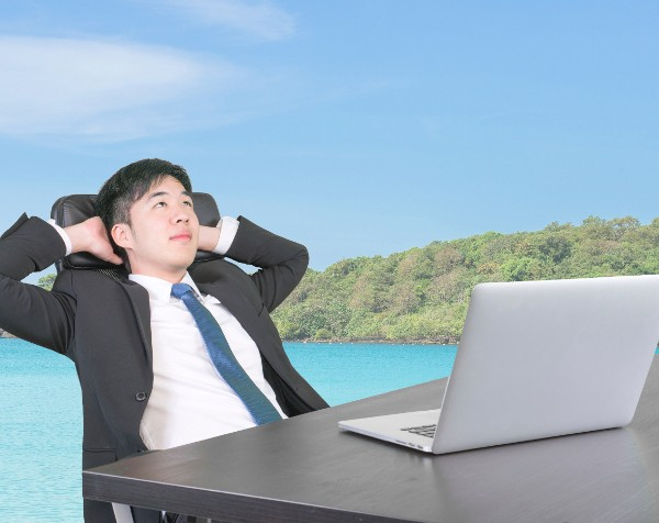 Out of work: Why entrepreneurs should do themselves out of a job