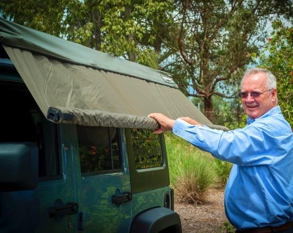 How Richard Cropley turned the humble roof rack into $50 million business Rhino-Rack