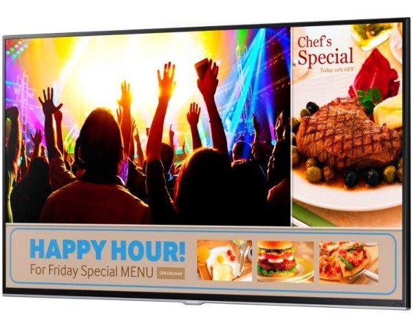 """IDC survey shows most businesses are """"very satisfied"""" with digital signage"""
