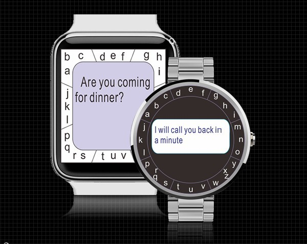This smartwatch keyboard is faster than typing on an iPhone – and it won CeBIT's startup prize