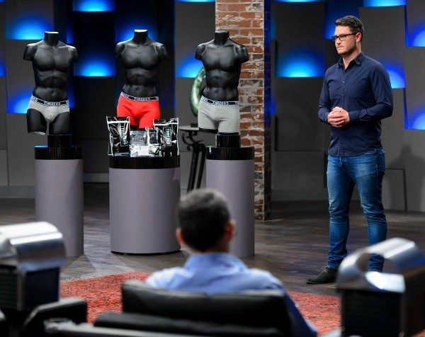 Taking the plunge: What Three65 Underwear founder William Strange learnt from his Shark Tank experience