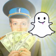 Snapchat's valuation hits $20.9 billion after turning down Facebook's billions