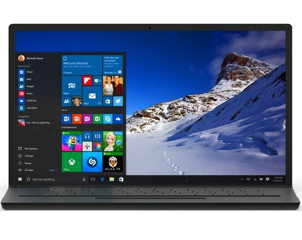 Microsoft's Windows 10 to launch on July 29 with free upgrades for existing users