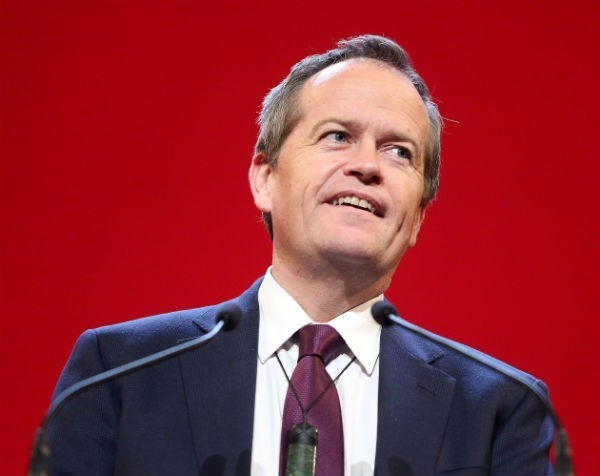 Bill Shorten: Next federal election will be about small business
