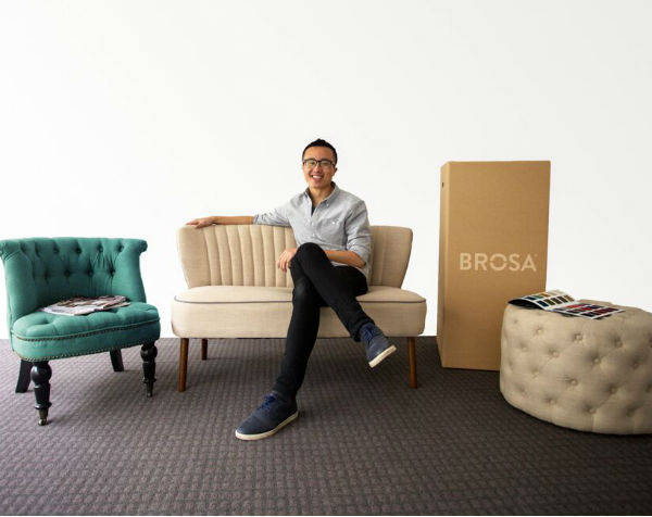 Online furniture marketplace Brosa secures $2 million investment from AirTree Ventures