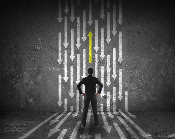 Disruption is the new black: A starting point to be successful in transformation