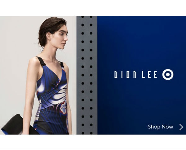 "Target under fire for Dion Lee ad with ""anorexic-looking"" model"