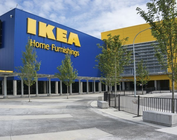 Ikea reveals online expansion plans