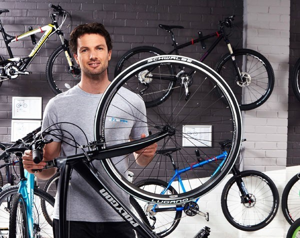 Business cycle: How Bicycles Online co-founder James van Rooyen is leading the online bike retail pack