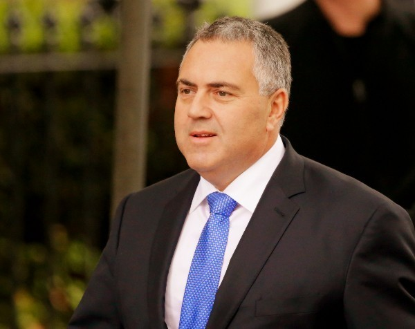 Joe Hockey calls on states to lift their game as he outlines his six tax reform priorities