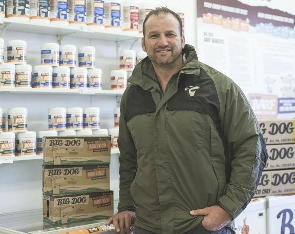 Barking up the right tree: How Chris Essex grew $6.4 million pet food company Big Dog