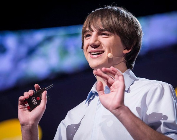 Four things you can learn from the innovator who discovered a simple cancer test when he was just 15