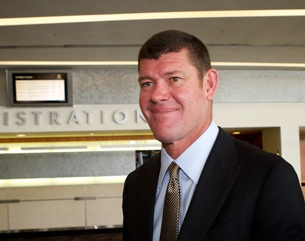 Four things you need to know about James Packer's whirlwind Australian business trip