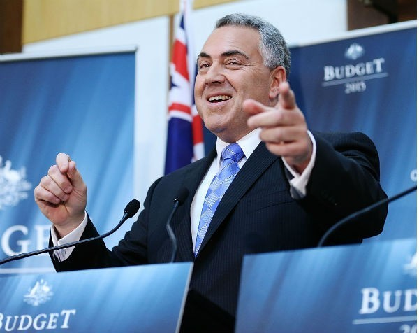 Joe Hockey vows to cut personal income tax