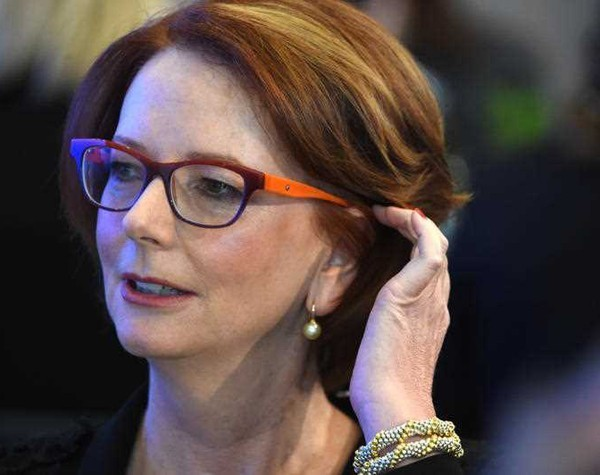 Former PM Julia Gillard on STEM, diversity and how dragons and sharks encourage Aussies to be entrepreneurs