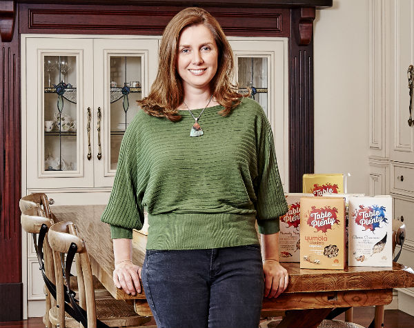 Follow your passion: Why Kate Weiss founded $10 million food company Table of Plenty