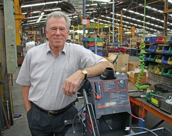 Demand for Australian-made: Why Ken McColl won't let 60-year-old manufacturer Cox Industries move offshore