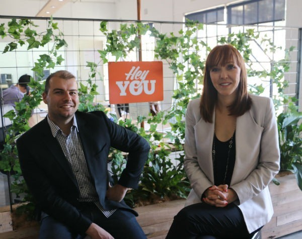 Merged Posse rounds up $5 million for Hey You app