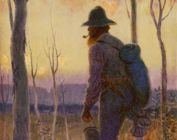 Ghost may be heard: Small business in Waltzing Matilda intellectual property stoush