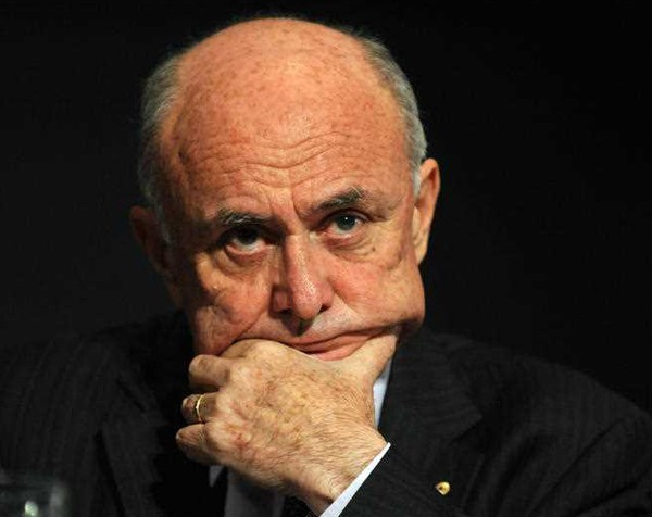 "Allan Fels slams big business lobbying over effects test and government's ""disastrous incapacity"" to deliver reform"