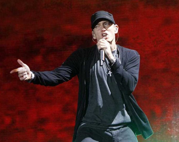 Fresh rapped: Eminem-inspired Facebook reply a winner for Woolies