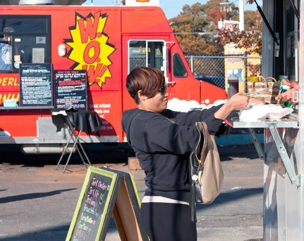 Food vans and coffee shops: What potential business buyers are searching for online