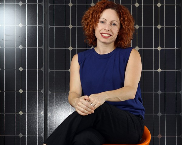 """Riding the """"solar coaster"""": How SunTrix co-founder Jenny Paradiso keeps on shining when the heat goes out of renewables"""