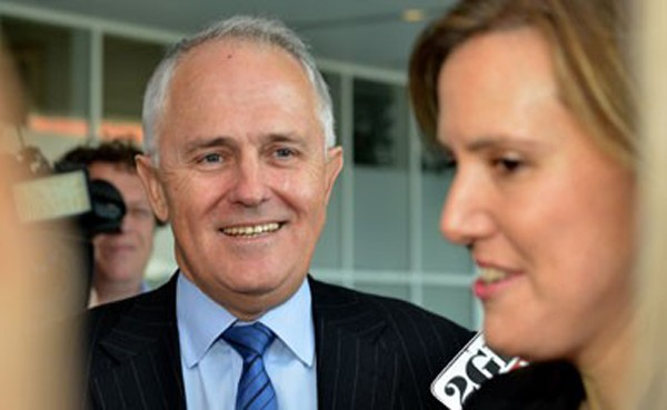 Turnbull's new cabinet promising for women, but it's only a start
