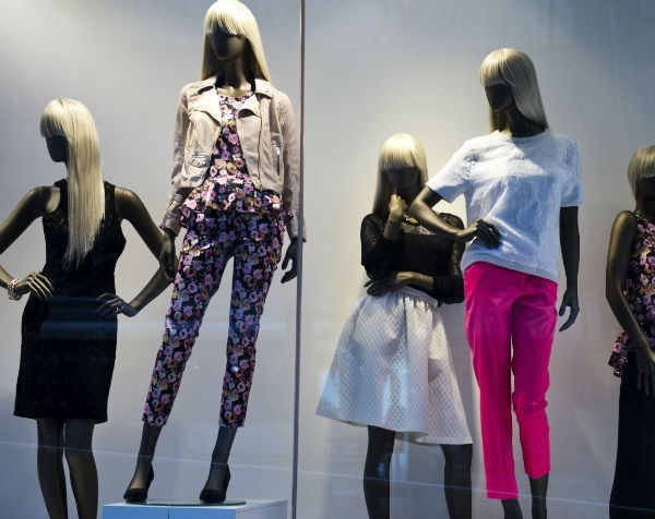 Myer buys into TopShop to address falling profits