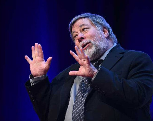 Three things young entrepreneurs need, according to Apple co-founder Steve Wozniak