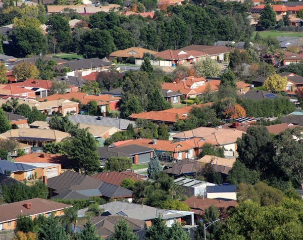 The Sydney and Melbourne suburbs most at risk of mortgage default revealed