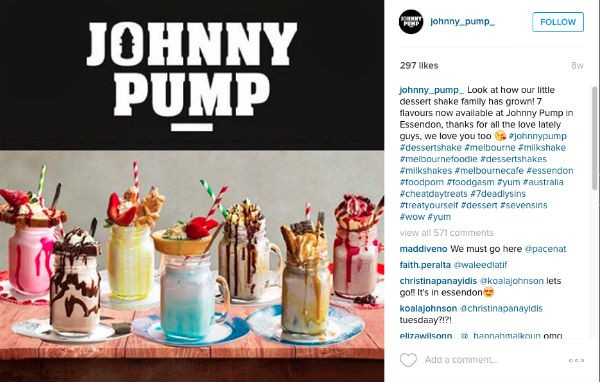 Freakshakes and cute puppies: How to get your customers to do your marketing for you
