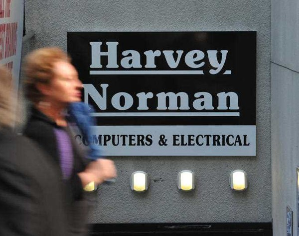 """Gerry Harvey says Harvey Norman is the """"hottest retailer"""" around, as stores shrug off poor consumer confidence surveys"""
