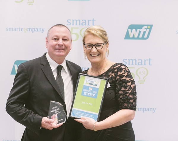 Fresh faces honoured in Smart50 class of 2015