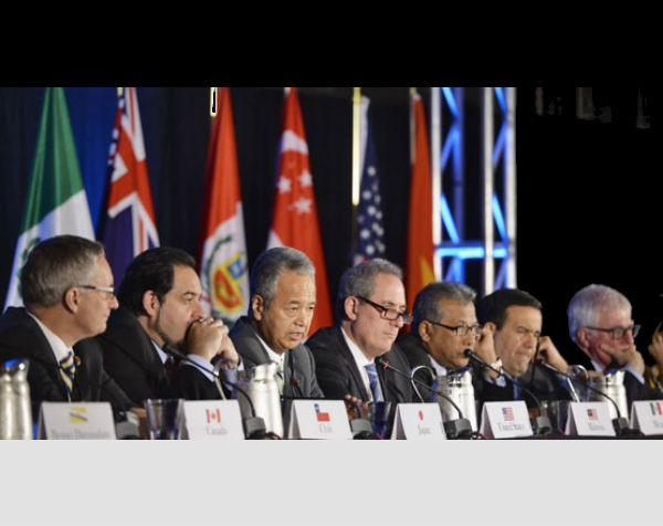 Now the real international fight begins for the TPP