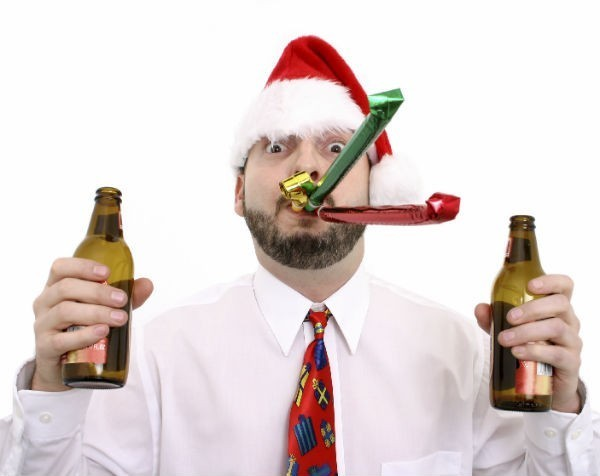 Fast Lane: 'Tis the season for the weird and wonderful work Christmas parties