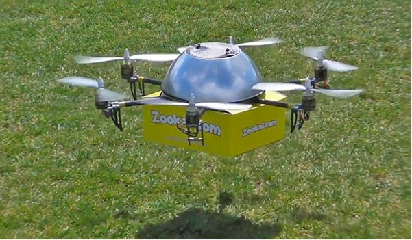 Aussie drone delivery company one of the few actual innovators, report says