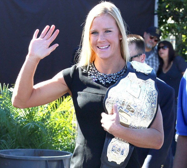Grrr-eat idea: This Aussie business bet its entire marketing budget on UFC fighter Holly Holm - and it's paying off