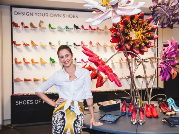 Shoes of Prey co-founder Jodie Fox reveals the surprising way the brand found its name