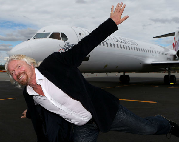 Seven things Richard Branson can teach you about entrepreneurship
