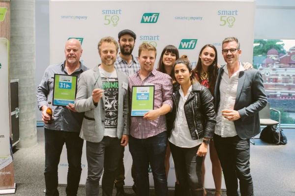 Four ways these Smart50 finalists are tackling disruption in their industry head on