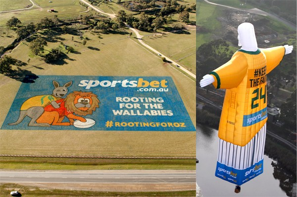 Sportsbet falls foul of watchdog for Cox Plate ad with sunburnt punter