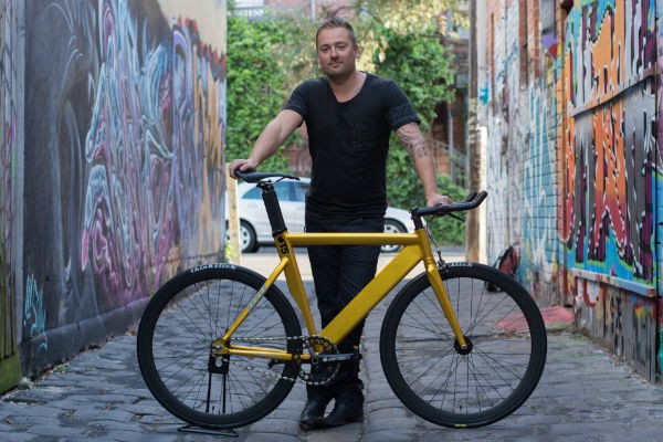 How this entrepreneur turned a shipping container of bicycle parts into a $3 million business