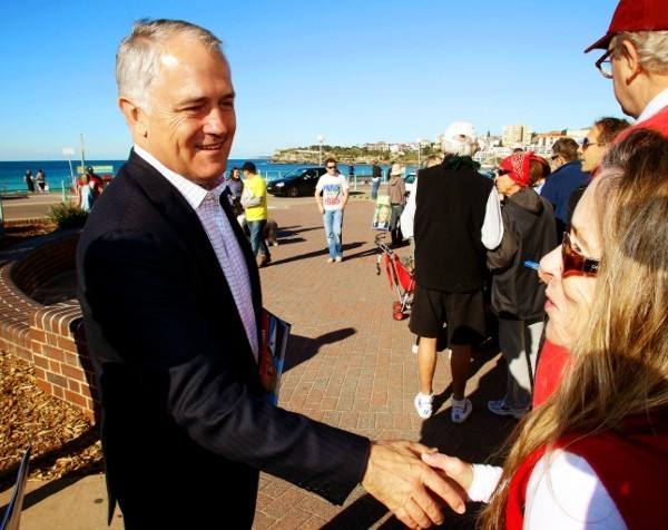 Turnbull winning over business owners and managers: Research