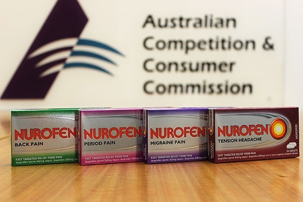 Nurofen to pull pain-specific products from retail shelves after Federal Court rules packaging misled consumers