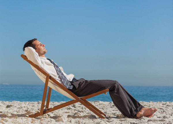 More than half of small business owners haven't had a holiday in over a year