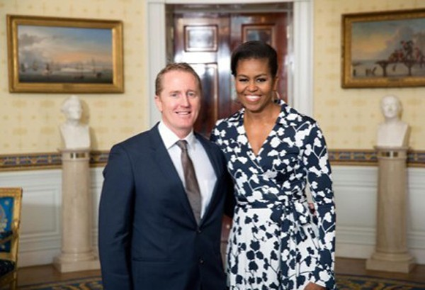 How this Aussie startup caught the attention of Michelle Obama
