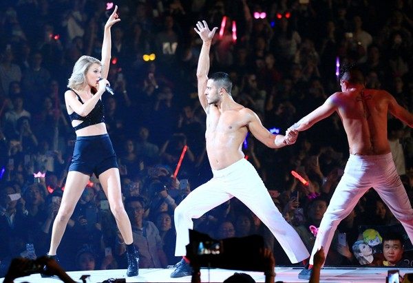 """Taylor Swift is trying to trademark """"1989"""": What can and cannot be trademarked in Australia"""